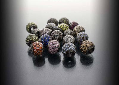 Beads con pietre